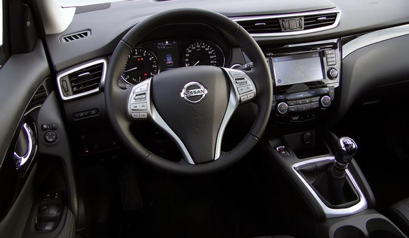 Nissan Qashqai Turbo nowy full