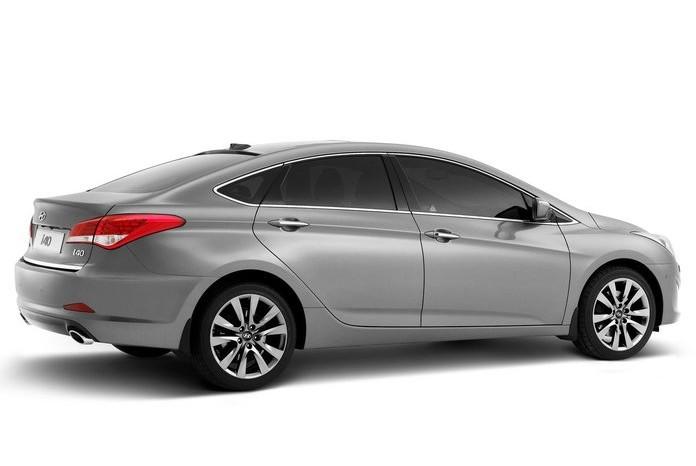 Hyundai i40 diesel full