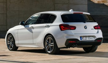 BMW Seria 1 Automat full