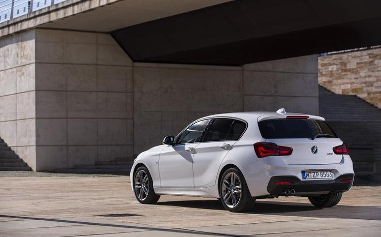 BMW Seria 1 full