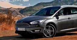 Ford Focus kombi Ecoboost