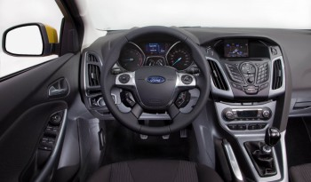 Ford Focus kombi Ecoboost full