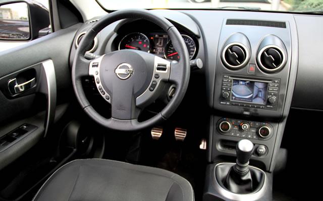 Nissan Qashqai diesel 4×4 full