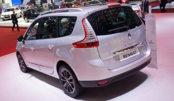 Renault Grand Scenic 7 os full