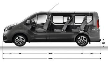 Renault Trafic 9-os. full