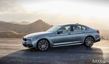 BMW Seria 5 Automat full