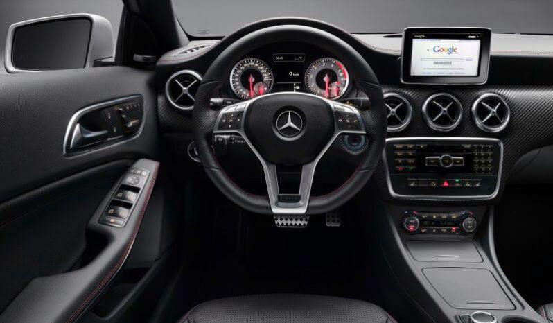 Mercedes A-klasa Automat full