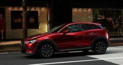 Mazda CX 3 Automat