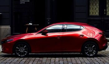 Mazda 3 nowy model full